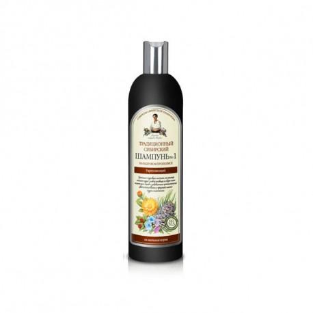 Syberyjski szampon na cedrowym propolisie - Wzmocnienie