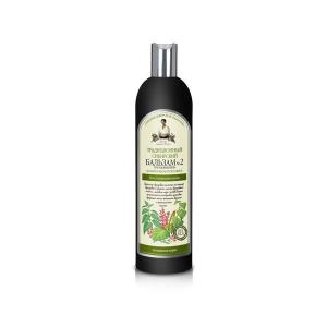 Babuszka Agafia - Tradycyjny syberyjski BALSAM do włosów NR 2 na brzozowym propolisie, regenerujący włosy osłabione 550ml