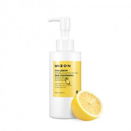 Vita Lemon Sparkling Peeling Gel - Cytrynowy peeling enzymatyczny 145g