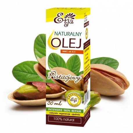 Naturalny olej pistacjowy, 50ml, Etja