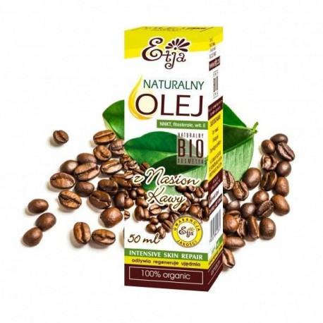 Naturalny olej z nasion kawy BIO, 50ml, Etja