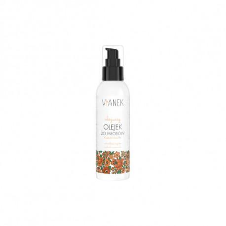 Odżywczy olejek do włosów, 200ml, Vianek