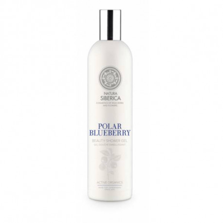 Siberica Professional Polar Blueberry Beauty Shower Gel Żel pod prysznic Polarna Borówka 400ml