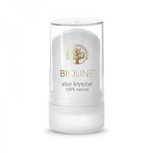 Bioline, Ałun kryształ 100% naturalny, 120 g