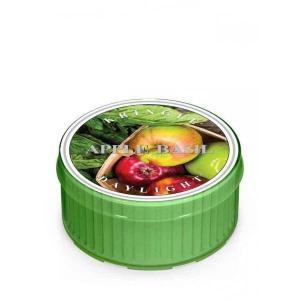 Świeca zapachowa: Apple Basil, Kringle Candle
