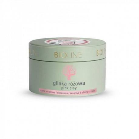 Glinka różowa, 150g, Bioline
