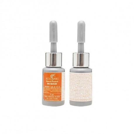 Regenerujące BIO serum z olejem arganowym, 7ml, Biocosmetics