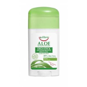 EQUILIBRA Delikatny aloesowy antyperspirant w sztyfcie, 50 ml