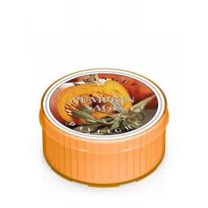 Świeca zapachowa: Dynia z szałwią (Pumpkin Sage)