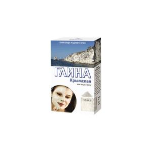 Biała glinka krymska - oczyszczająca