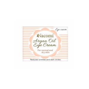 Naturalny krem pod oczy arganowy, 15ml, Nacomi