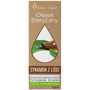 Olejek eteryczny - Cynamon z liści, 10ml, Vera Nord