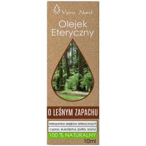 Olejek funkcjonalny - Leśny zapach, 10ml, Vera Nord