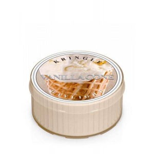 Kringle Świeca 12h Świeca zapachowa: Vanilla Cone