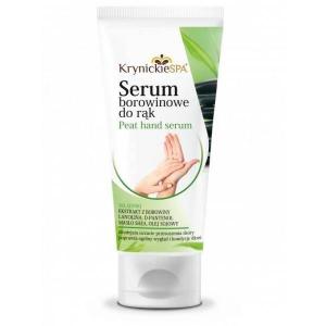 Borowinowe serum do rąk, 100g, Krynickie Spa