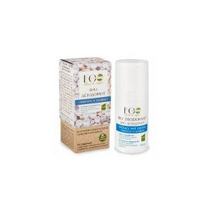Ecolab, BIO-dezodorant, ŁAGODNOŚĆ I KOMFORT, 50 ml