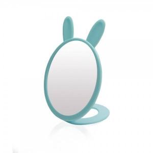 Lusterko kosmetyczne jednostronne - królik