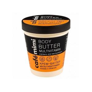 CAFE MIMI Krem – masło do ciała Multiwitamina, 220 ml