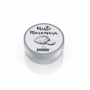 Masło Murumuru do Włosów i Twarzy, Anwen, 40 ml
