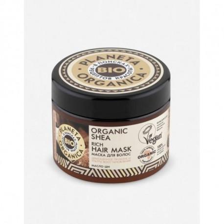 NOWOŚĆ Maska do włosów suchych i zniszczonych Masło Shea 300 ml