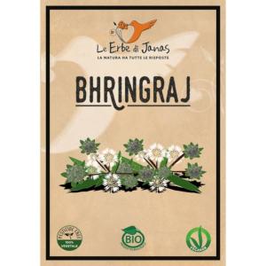 Zioła w proszku - Bhringraj, 100g, Erbe di Janas