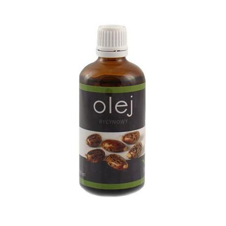 Olej rycynowy 50 ml
