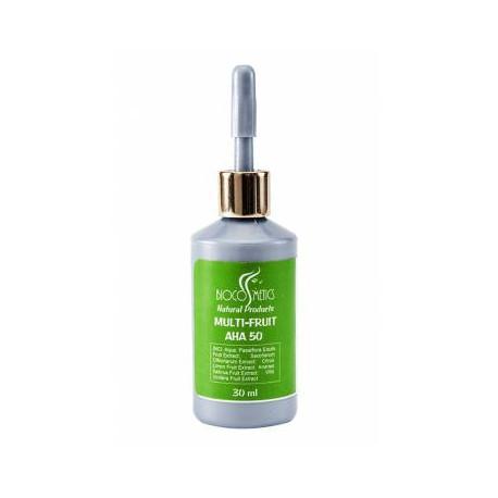 Kwasy kosmetyczne owocowe AHA 50% - Multi-Fruit AHA 50 7 ml