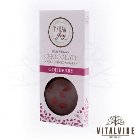 Czekolada organiczna z jagodami goji 90 g