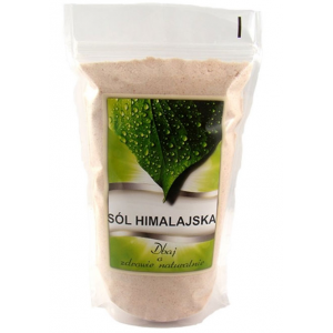 Sól himalajska mielona MTS 1 kg