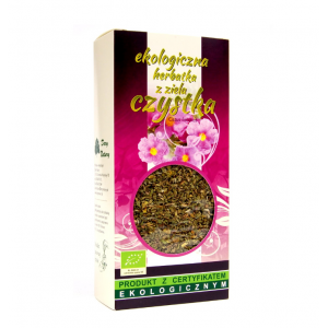 Herbata z czystka EKO – 50 g