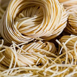 Безглютеновые макароны из пшена 400 г - нитки