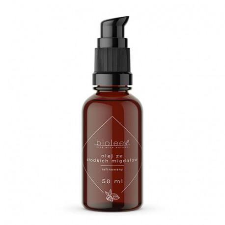 Olej migdałowy Bioleev 50 ml