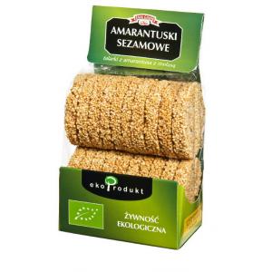Amarantuski sezamowe 100 g - EKO