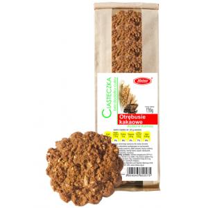 Ciasteczka Otrębusie Kakaowe 120 g