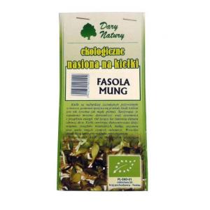 Nasiona Fasoli Mung (do kiełkowania) 50 g