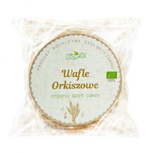 Wafle orkiszowe EKO 27 g BiojeJe