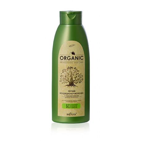 ORGANIC lekka odżywka do włosów z FITOKERATYNĄ 500 ml