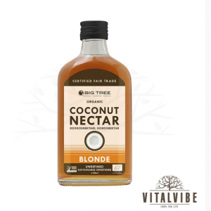 Organiczny nektar z kwiatów palmy kokosowej 240 ml