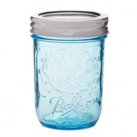 Słoik Ball Mason Jars Blue Elite Collection - 8 oz (227 ml)