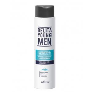 Szampon do włosów i brody YOUNG MEN 400 ml