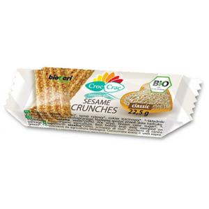 BIO Sezamki CLASSIC 22,5 g - CROC-CRAC BIOVERI