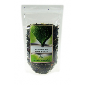 HERBATA 1001 NIGHT TEA BLACK&GREEN 100 g