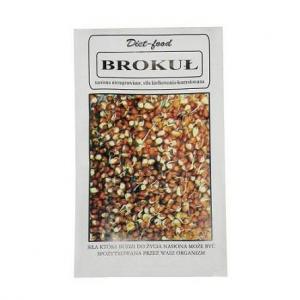 Nasiona Brokuły (do kiełkowania) 20 g
