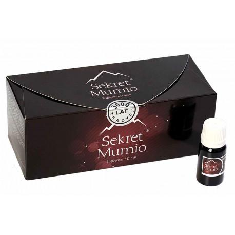 Sekret Mumio - suplement diety