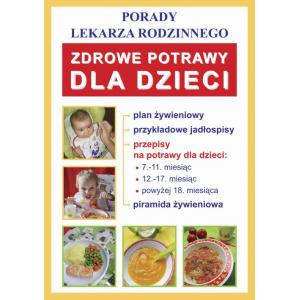 Zdrowe potrawy dla dzieci [E-Book] [pdf]