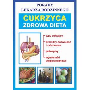 Cukrzyca. Zdrowa dieta [E-Book] [pdf]