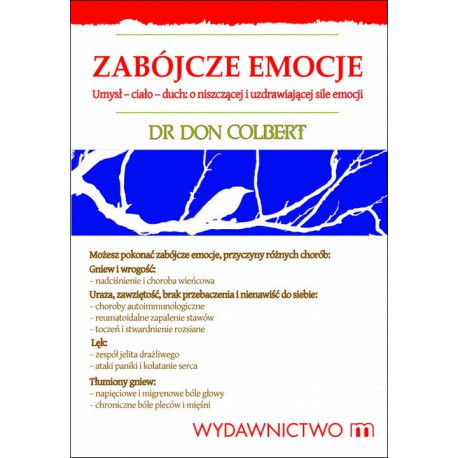Zabójcze emocje [E-Book] [epub]