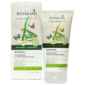 APTEKARZ szampon do włosów przetłuszczających się
