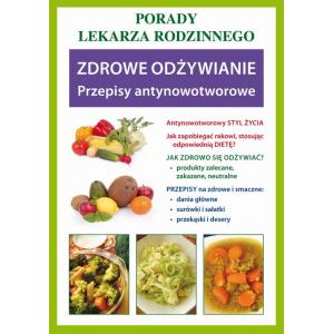 Zdrowe odżywianie. Przepisy antynowotworowe [E-Book] [pdf]