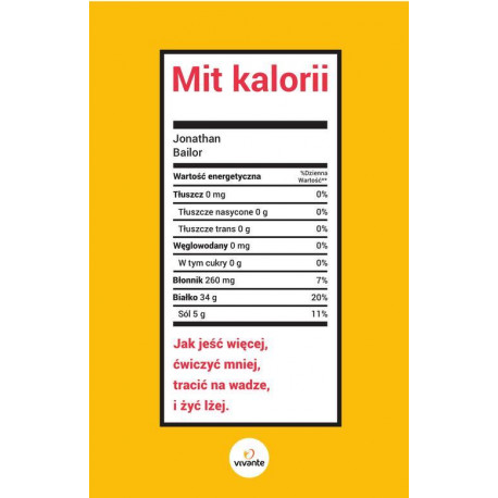 Mit kalorii [E-Book] [epub]